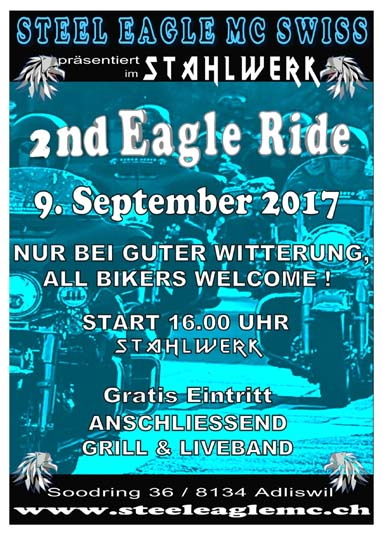 2nd Eagle Ride